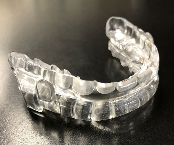 Oral Appliance Machine therapy